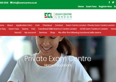 Exam Centre London